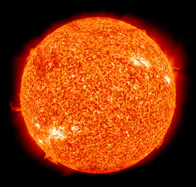 This is a NASA photo released into the public domain. It was sourced through Wikimedia Commons. http://commons.wikimedia.org/wiki/File:The_Sun_by_the_Atmospheric_Imaging_Assembly_of_NASA%27s_Solar_Dynamics_Observatory_-_20100819-02.jpg